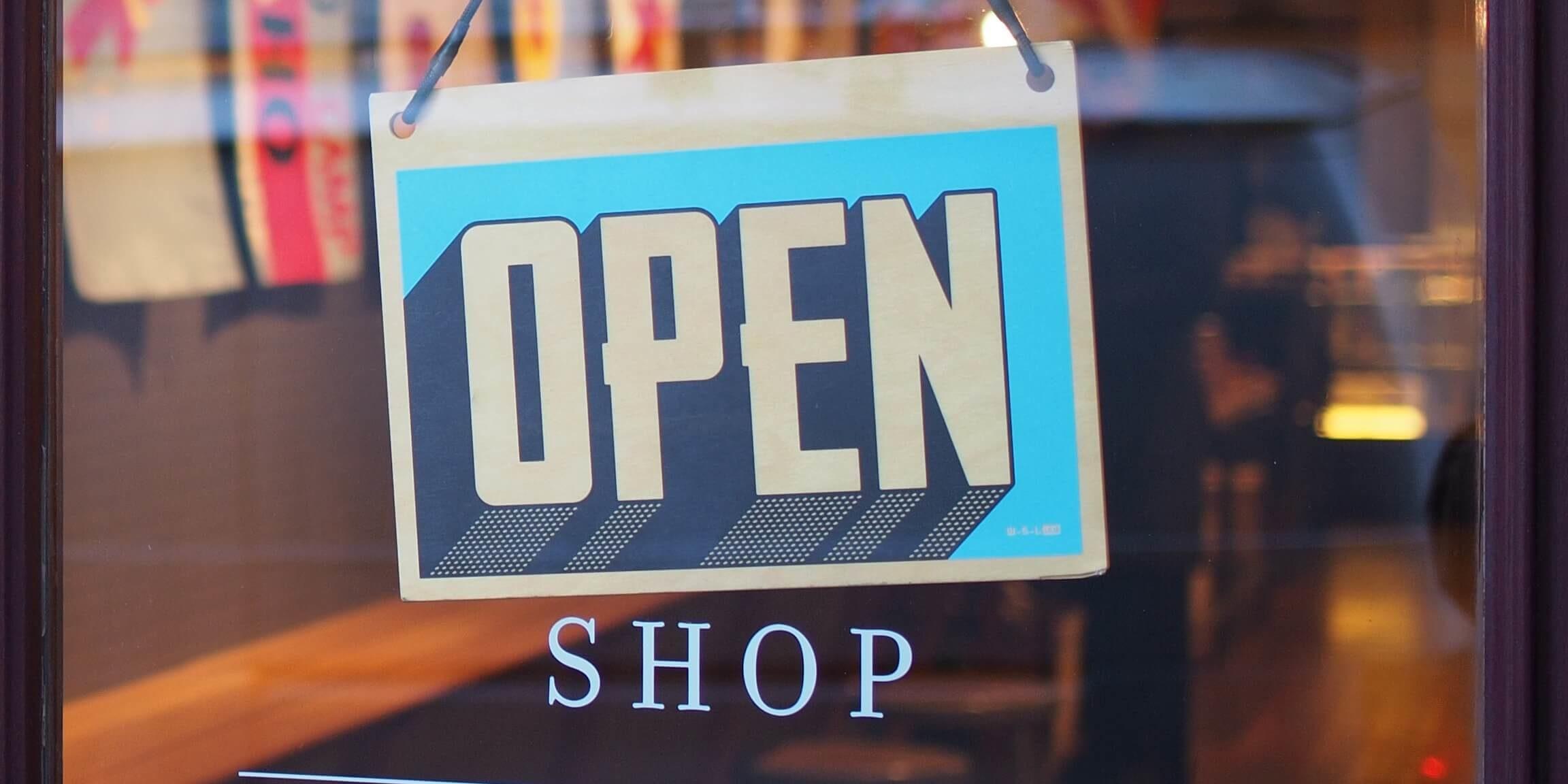Shops Online werben