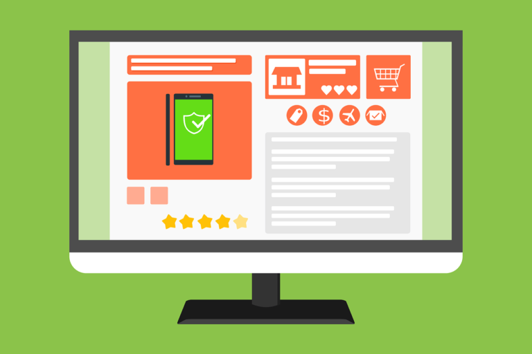 Google Shopping E-Commerce