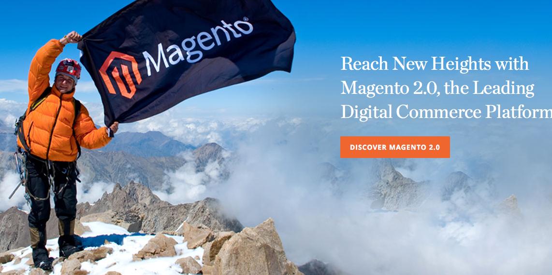 Screenshot Release Magento 2.0