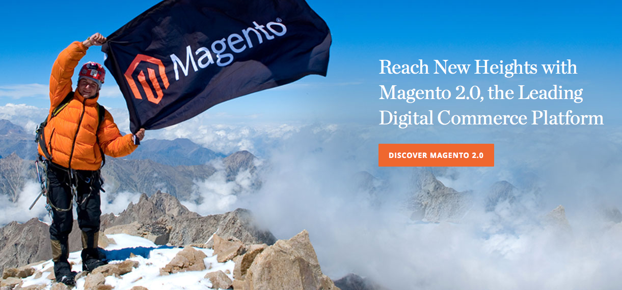Screenshot Release Magento 2.0