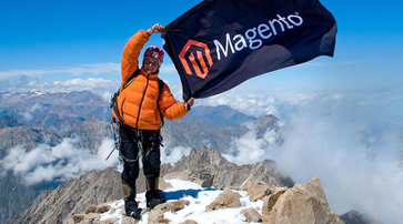 Screenshot HP Magento 2.0