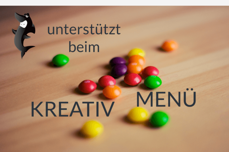 Kreativmenü Jena_IronShark spendet Kompetenz