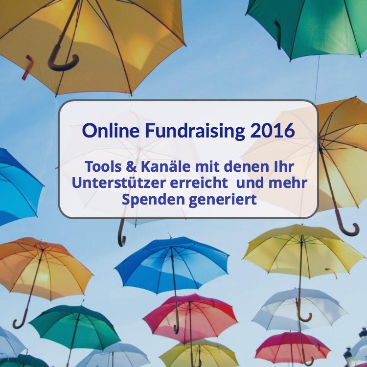 Fundraising Online Tools Kanäle für mehr Spenden