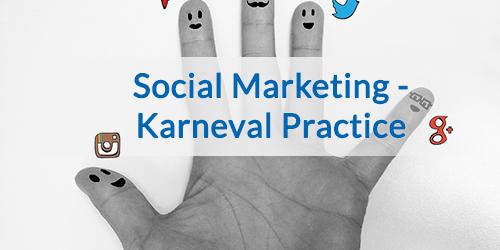 Social Marketing - Best Practice