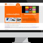 Website Heenemann Druck