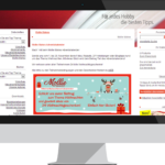 Website Mollie Makes