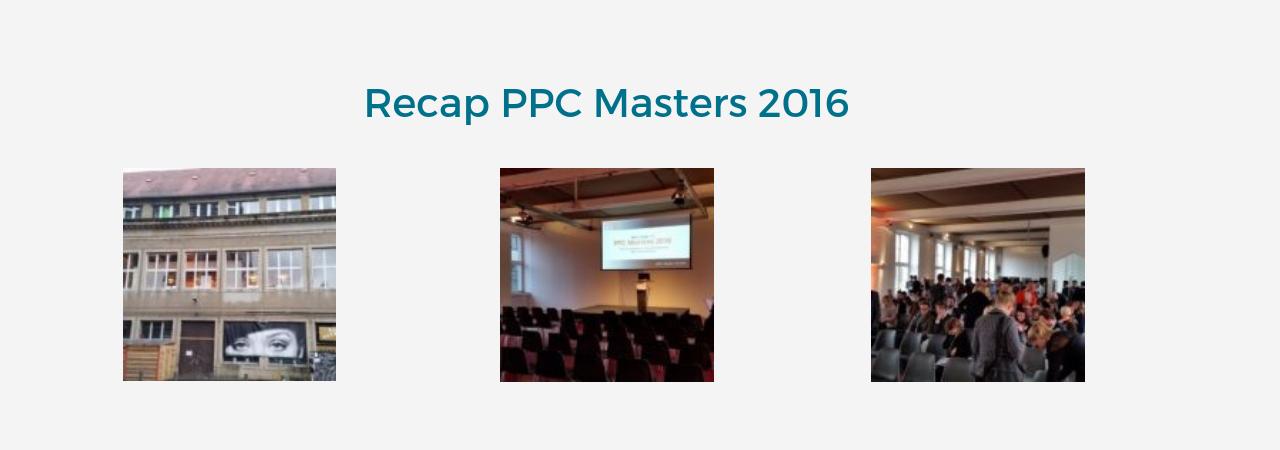 Recap PPC Masters 2016 – die Konferenz mit typisch Berliner Flair