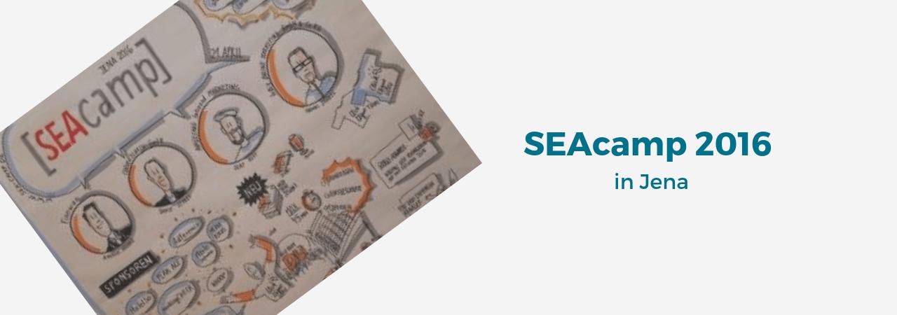 SEAcamp 2016 in Jena – ein voller Erfolg?
