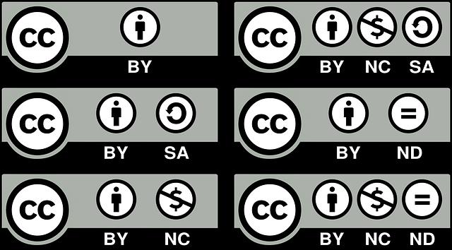 Beitragsbild_Urheberrecht_Lizenzen