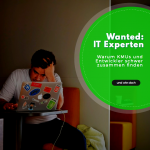 WANTED – IT-Experten