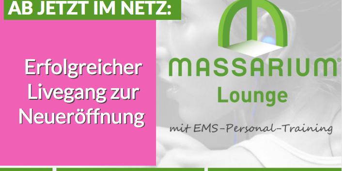 Livegang massarium wordpress beitragsbild news agentur ironshark