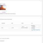 Post Type Zugang Backend WordPress technische Umsetzung Entwicklung Agentur IronShark Grafik
