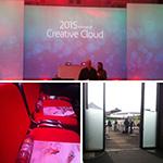 Adobe Kreativ Event, Berlin 2015 - Eindrücke