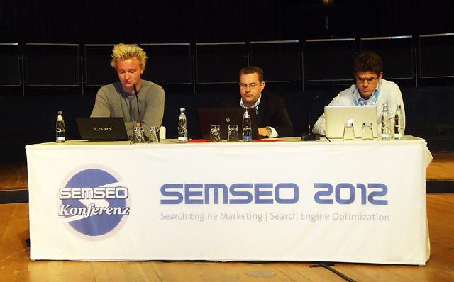 Site Clinic auf der SEMSEO; Bild: Martin Mißfeldt