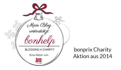 Bonhelp Charity Blogger 2014