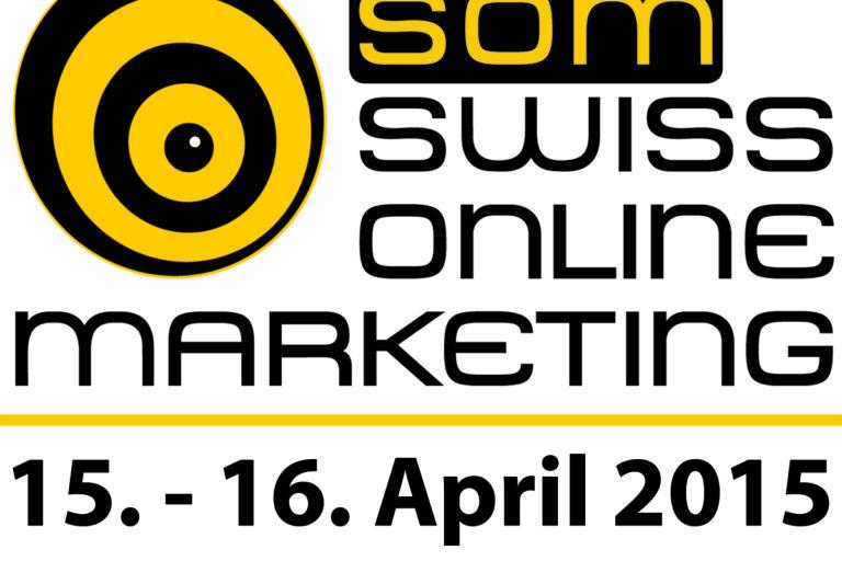 Swiss Online Marketing Expo vom 15. bis 16. April 2015