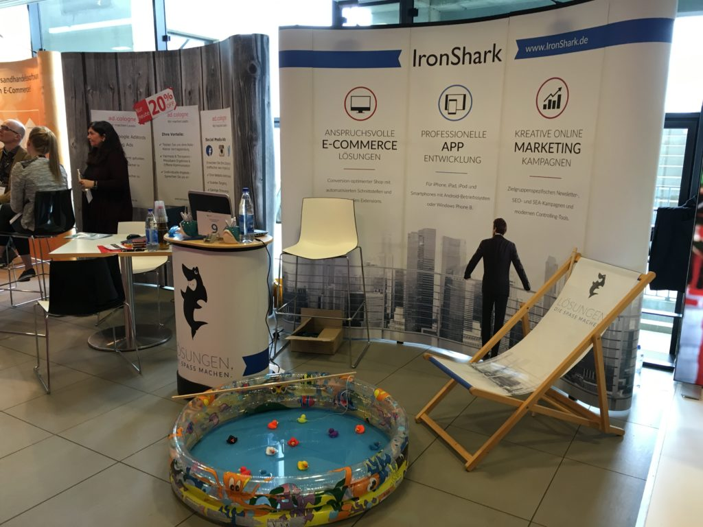 Stand ECommerce Day IronShark