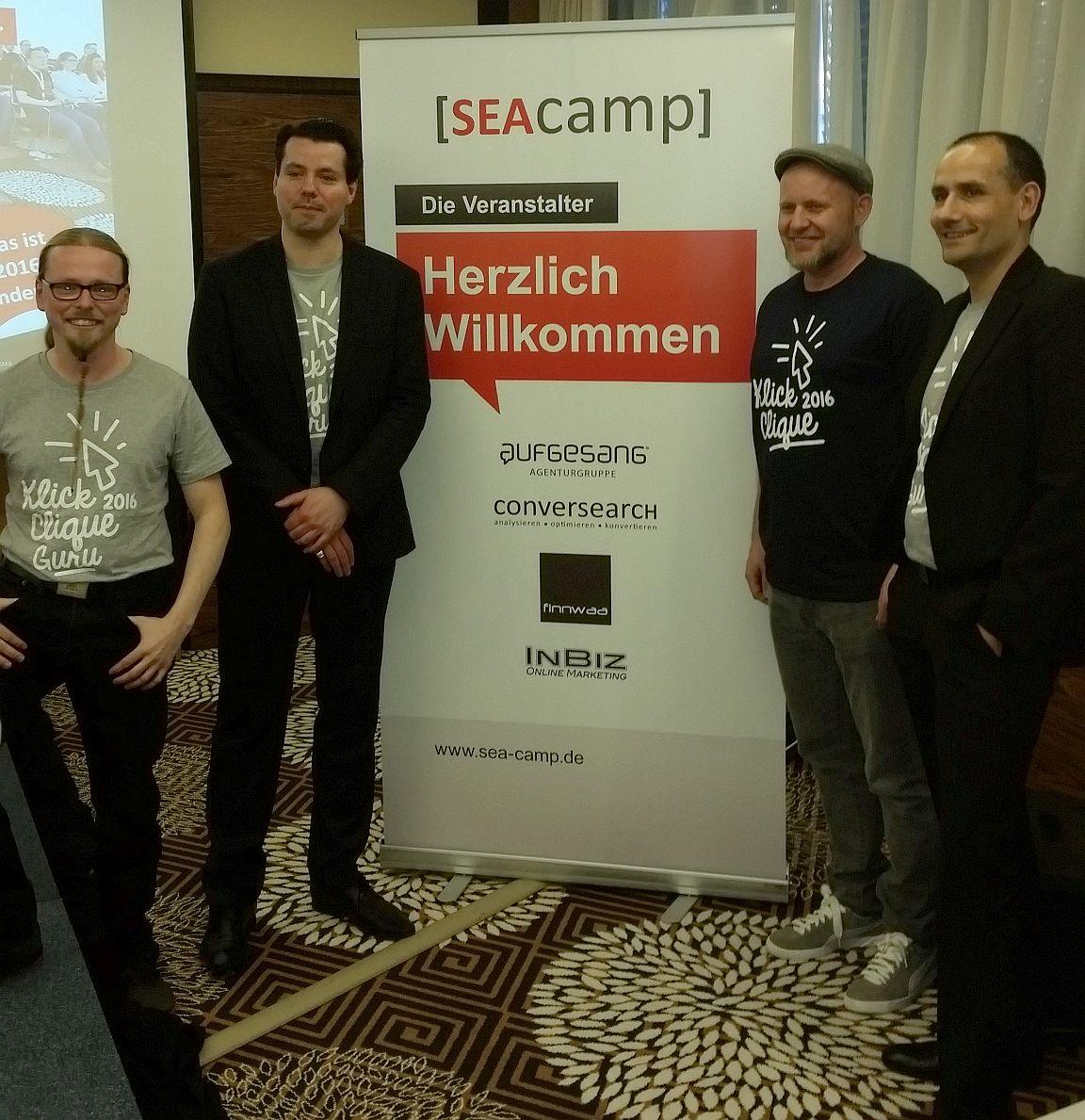 Veranstaltung SEACamp Jena