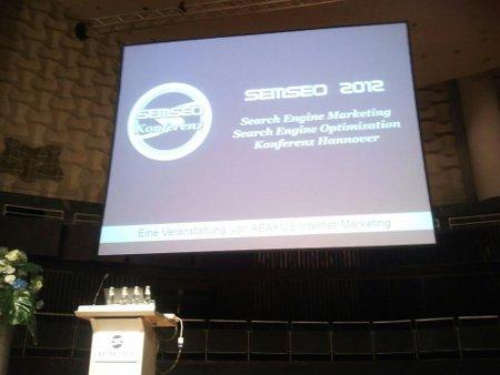 SEMSEO Konferenz 2012
