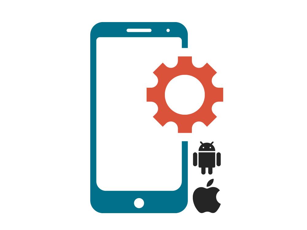 Wir entwickeln Apps für iOS und Android.