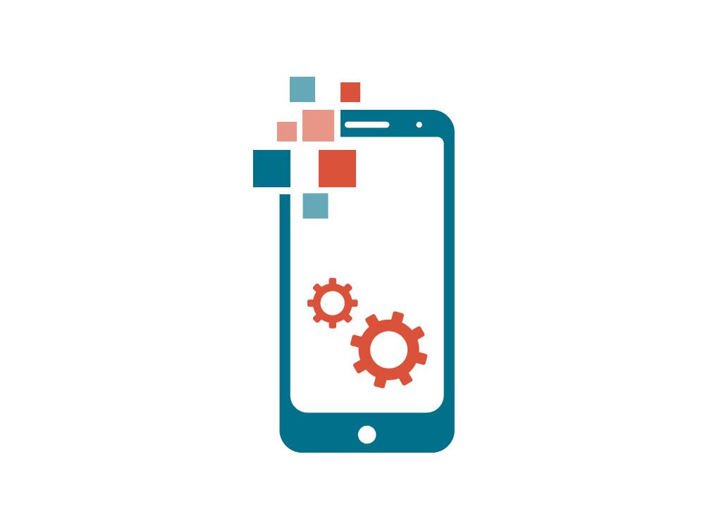 Hybrid Apps von IronShark entwickelt.
