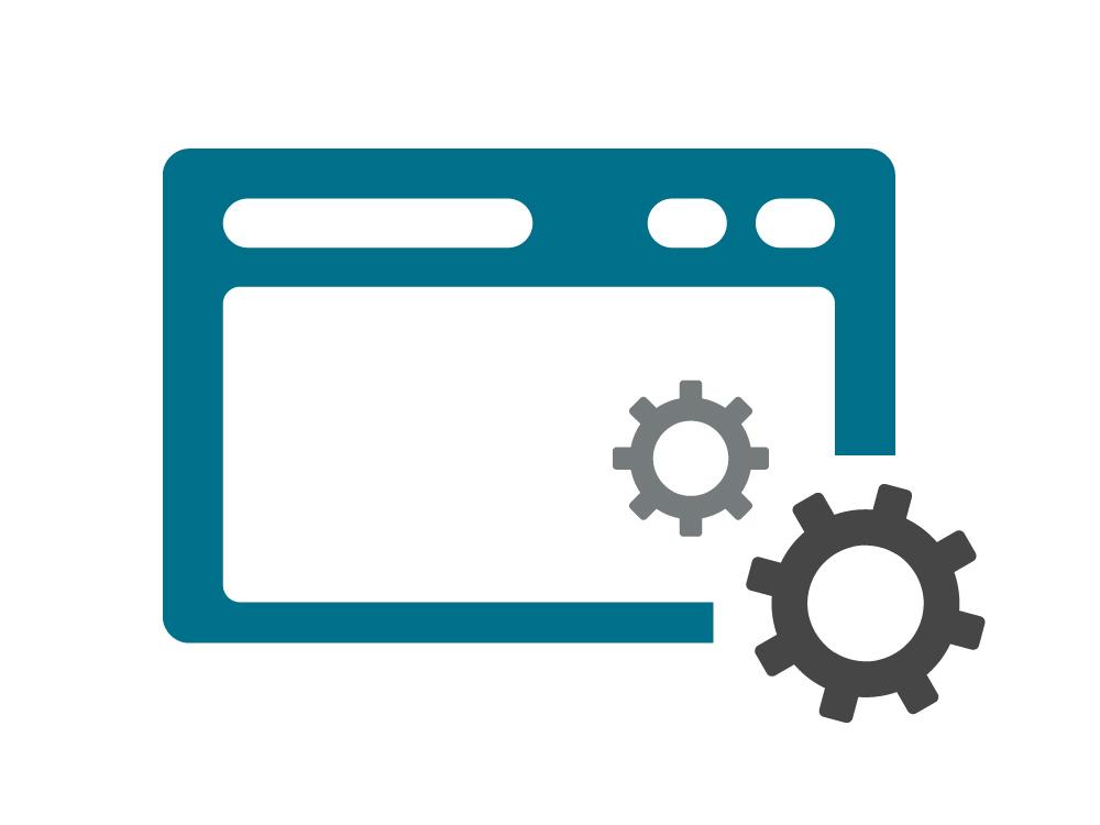 Webentwicklung und Online Marketing aus einer Hand.