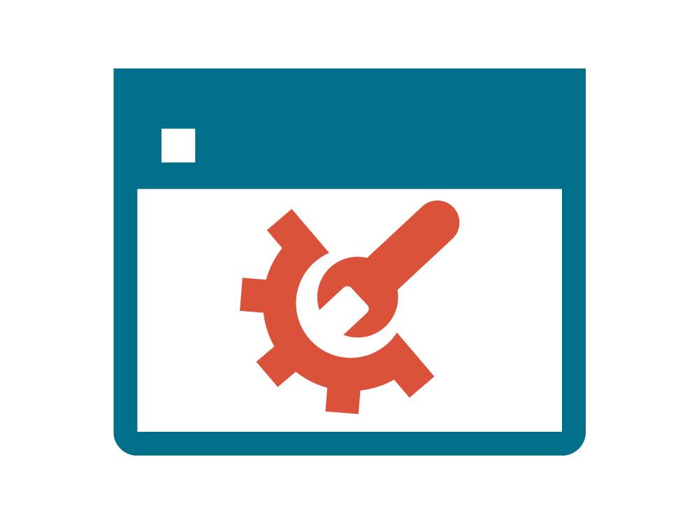 WordPress bietet viele Funktionen und wird von uns auf Ihre Anforderungen angepasst.