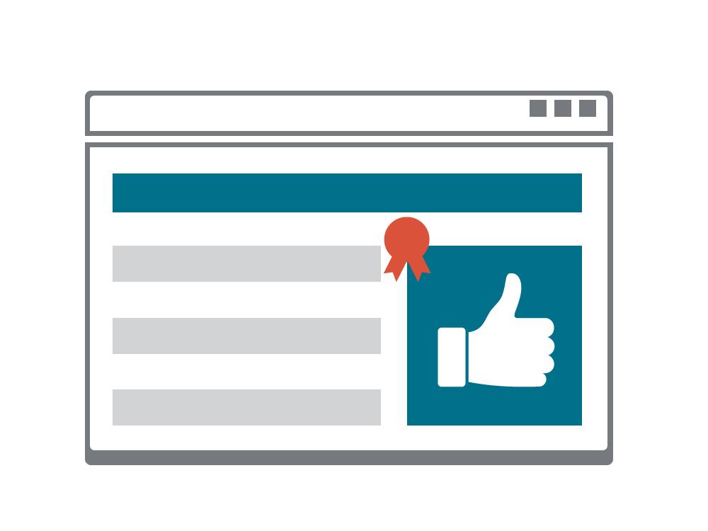 Als Full Service Agentur bieten wir neben der Wordpress Entwicklung auch Suchmaschinenoptimierung an.