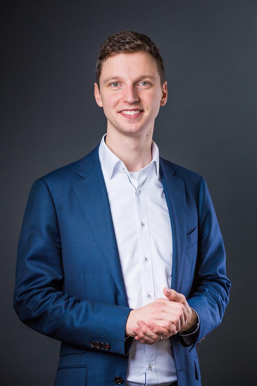 Claus Weibrecht, Geschäftsführer von IronShark GmbH