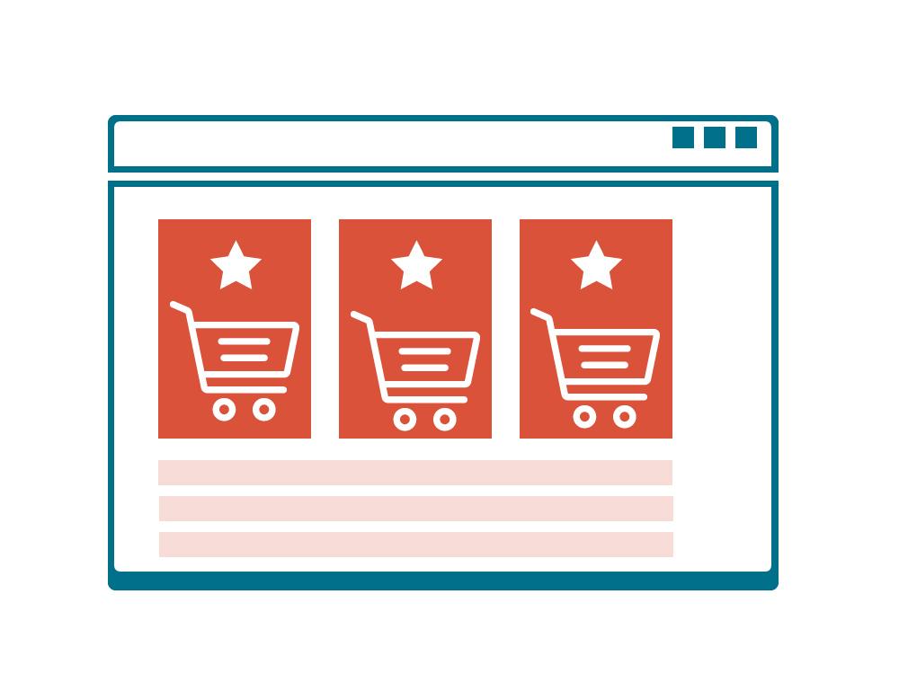 Ironshark entwickelt für Sie E-Commerce Lösungen, die Ihre Produkte perfekt platzieren.