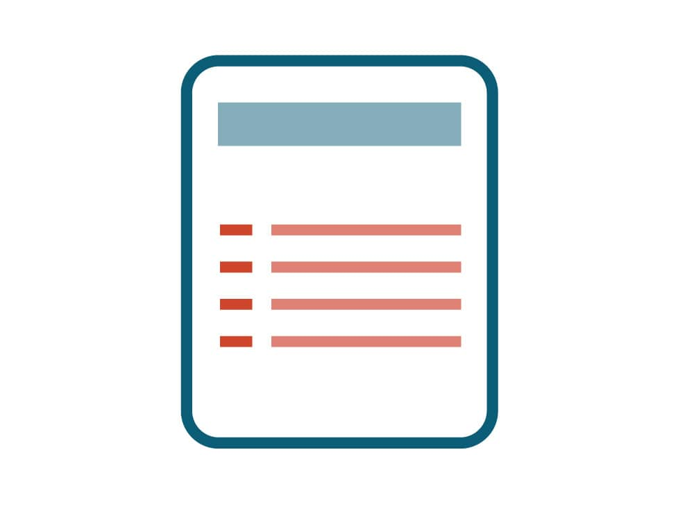SEO Komplettbetreuung - Keyword Recherche