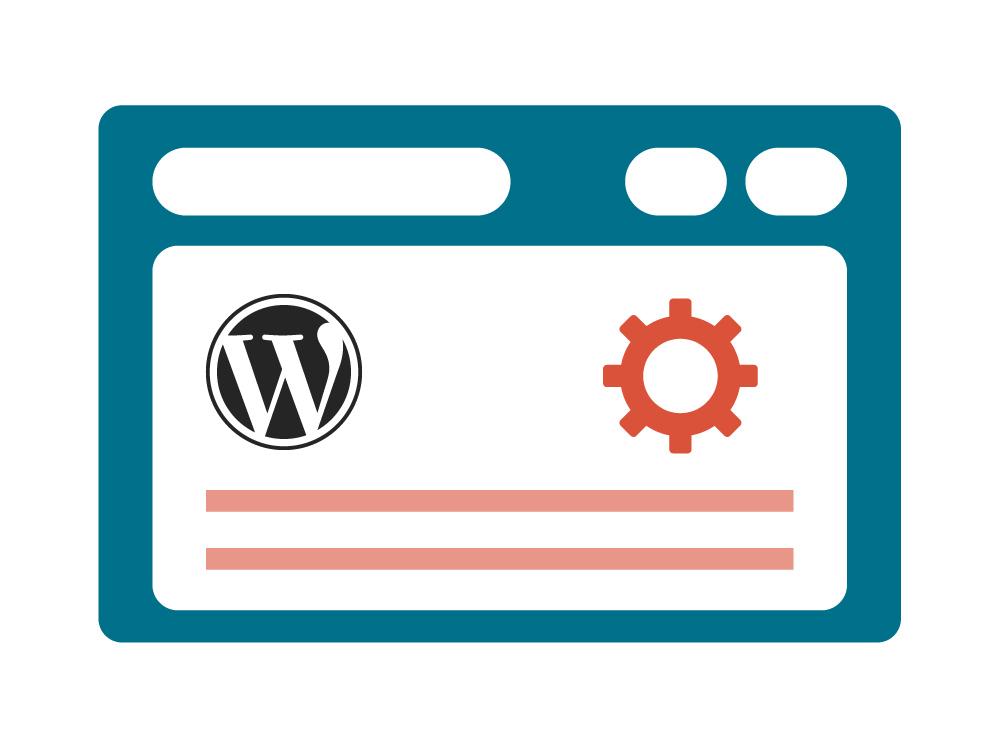 Webentwicklung mit Wordpress