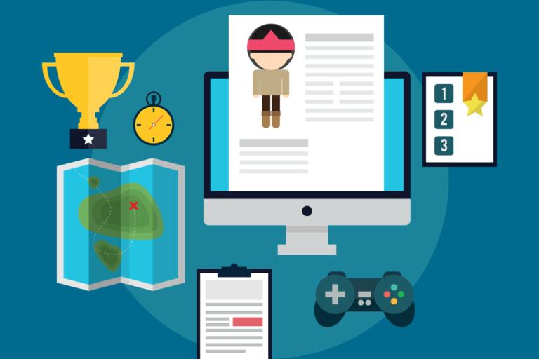 Gamification Definition, Gamification Anwendungsbeispiele, Gamification Mitarbeitermotivation und mehr!