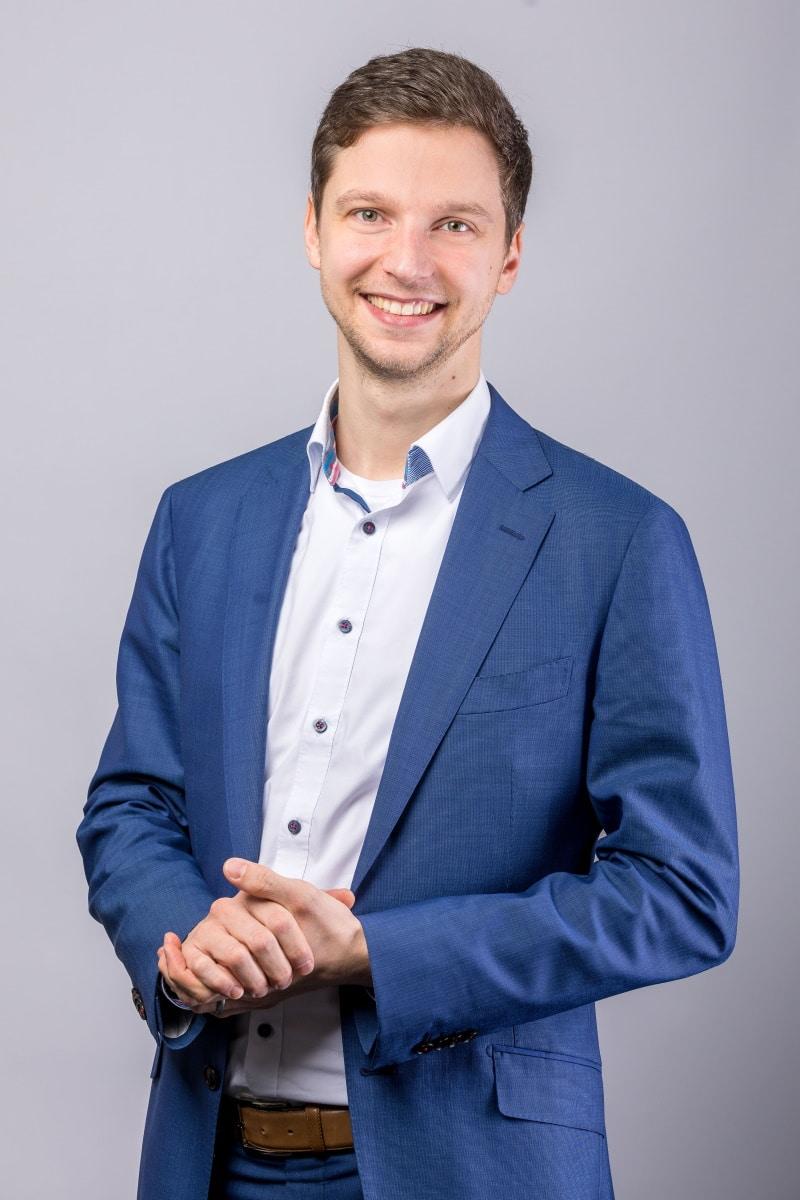 Digitalagentur: Claus Weibrecht, Geschäftsführer der IronShark GmbH