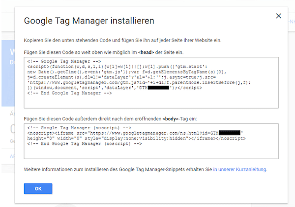 Website Relaunch: Mit Google Tag Manager