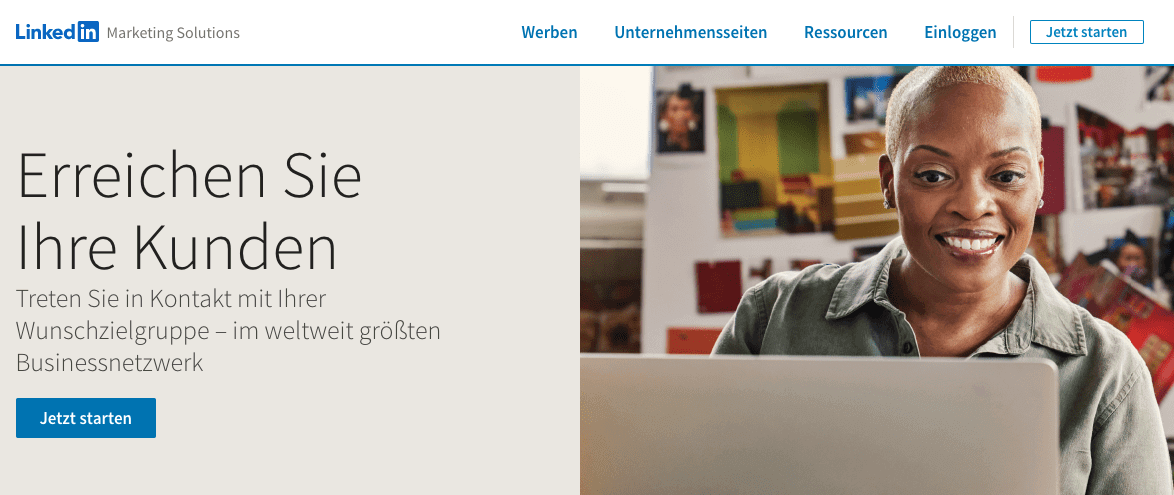 Marketing mit LinkedIn Ads