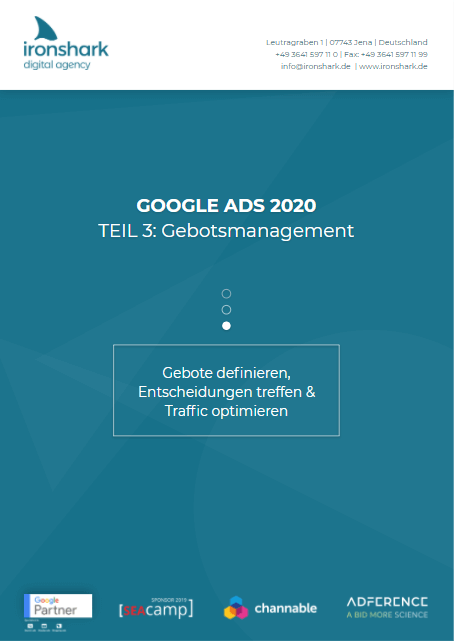 Google Ads Whitepaper Teil 3
