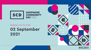 Claus Weibrecht als Speaker bei den Shopware Community Days 2021